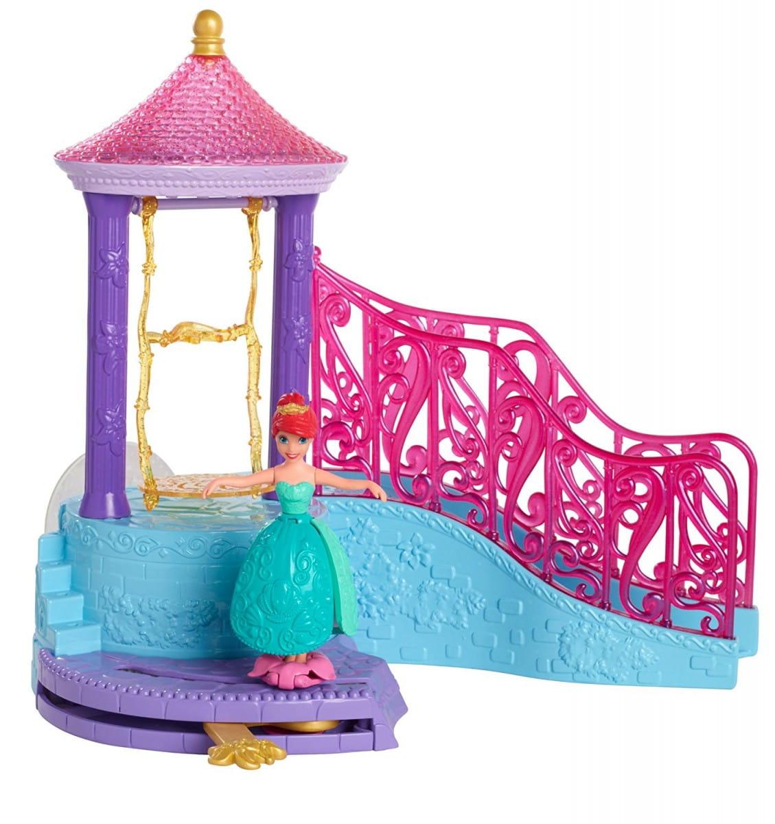Игровой набор Disney Princess BDJ63 Ариэль c домиком и аксессуарами (Mattel)