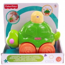 Фото Веселая черепашка с сюрпризом Fisher Price (Mattel)