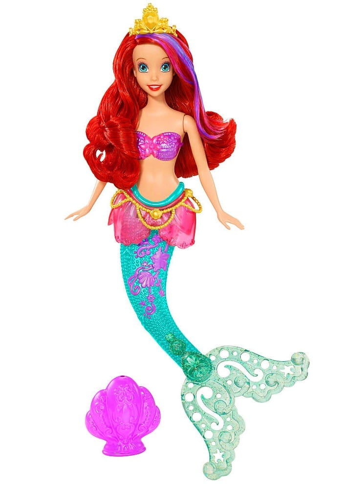 Кукла Disney Princess CDB94 Принцесса Диснея - Ариэль (Mattel)