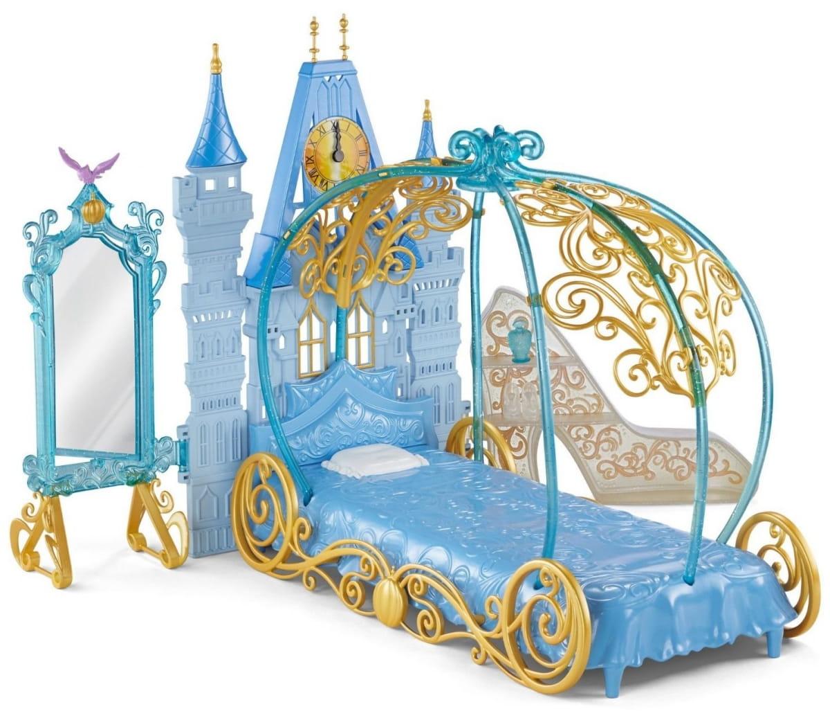 Игровой набор Disney Princess CDC47 Спальня для Золушки