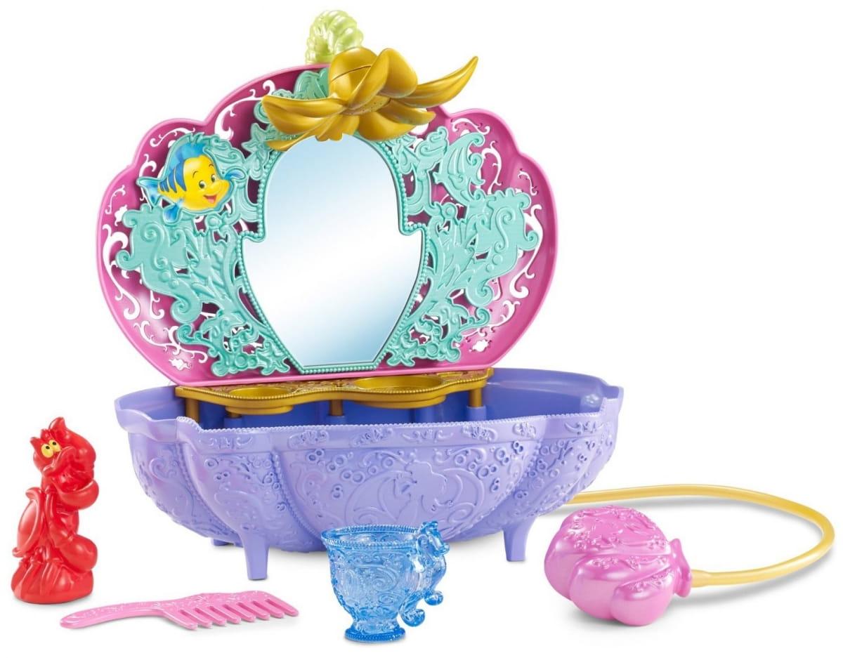 Игровой набор Disney Princess CDC50 Ванная для Ариэль с аксессуарами (Mattel)