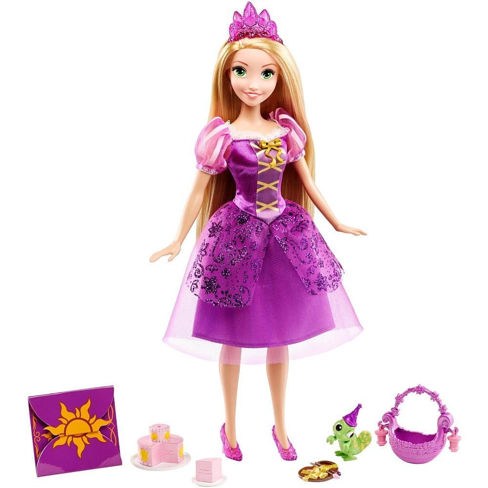 Кукла Disney Princess CJK89 Принцесса Диснея Рапунцель с аксессуарами 3 (Mattel)
