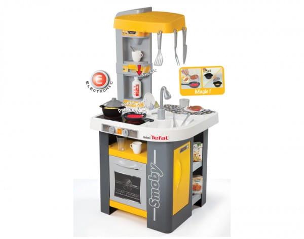 Кухня электронная Tefal Studio (Smoby)