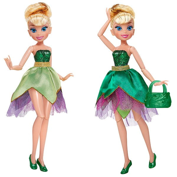 Кукла Disney Fairies Дисней Волшебное превращение Фея 23 см - Динь-Динь