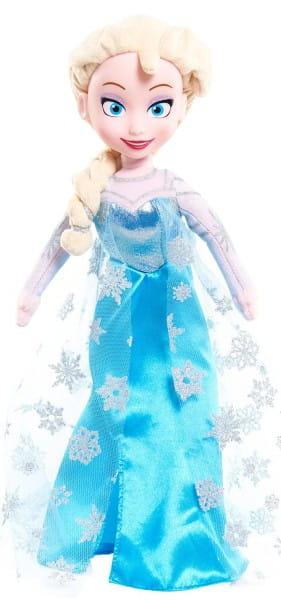 Кукла Disney Princess Принцессы Дисней Холодное сердце Эльза, поющая песню - 35 см