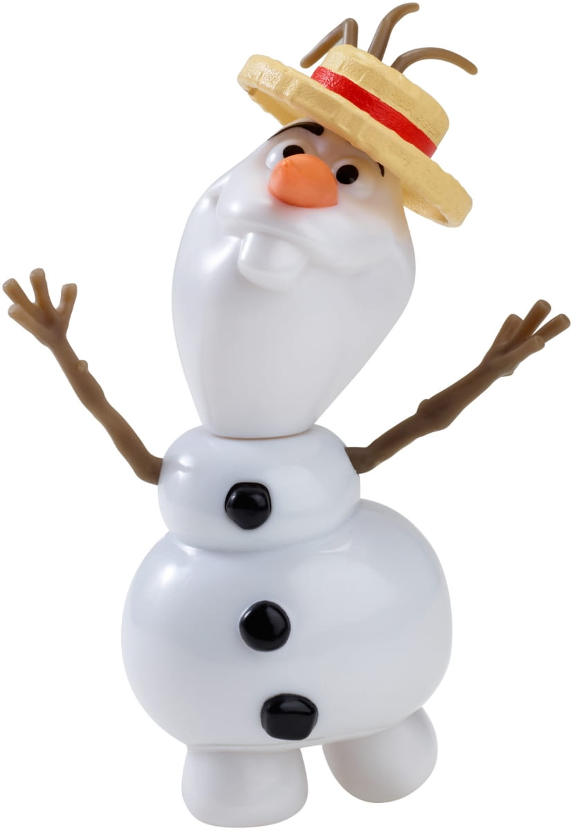 Кукла-снеговик Disney Princess CJW68 Холодное сердце Олаф 2 (Mattel)