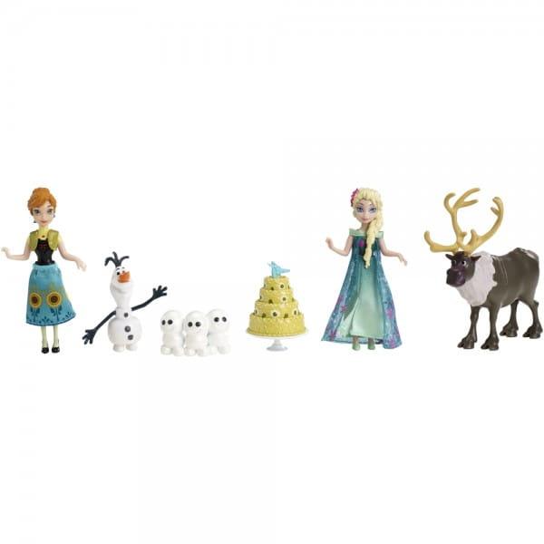 Игровой набор Disney Princess Холодное сердце Холодное торжество (Mattel)