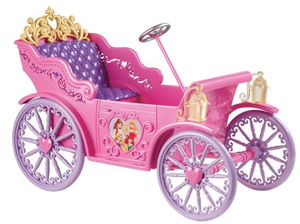 Игровой набор Disney Princess X9366 Принцесса Диснея Карета принцессы (Mattel)
