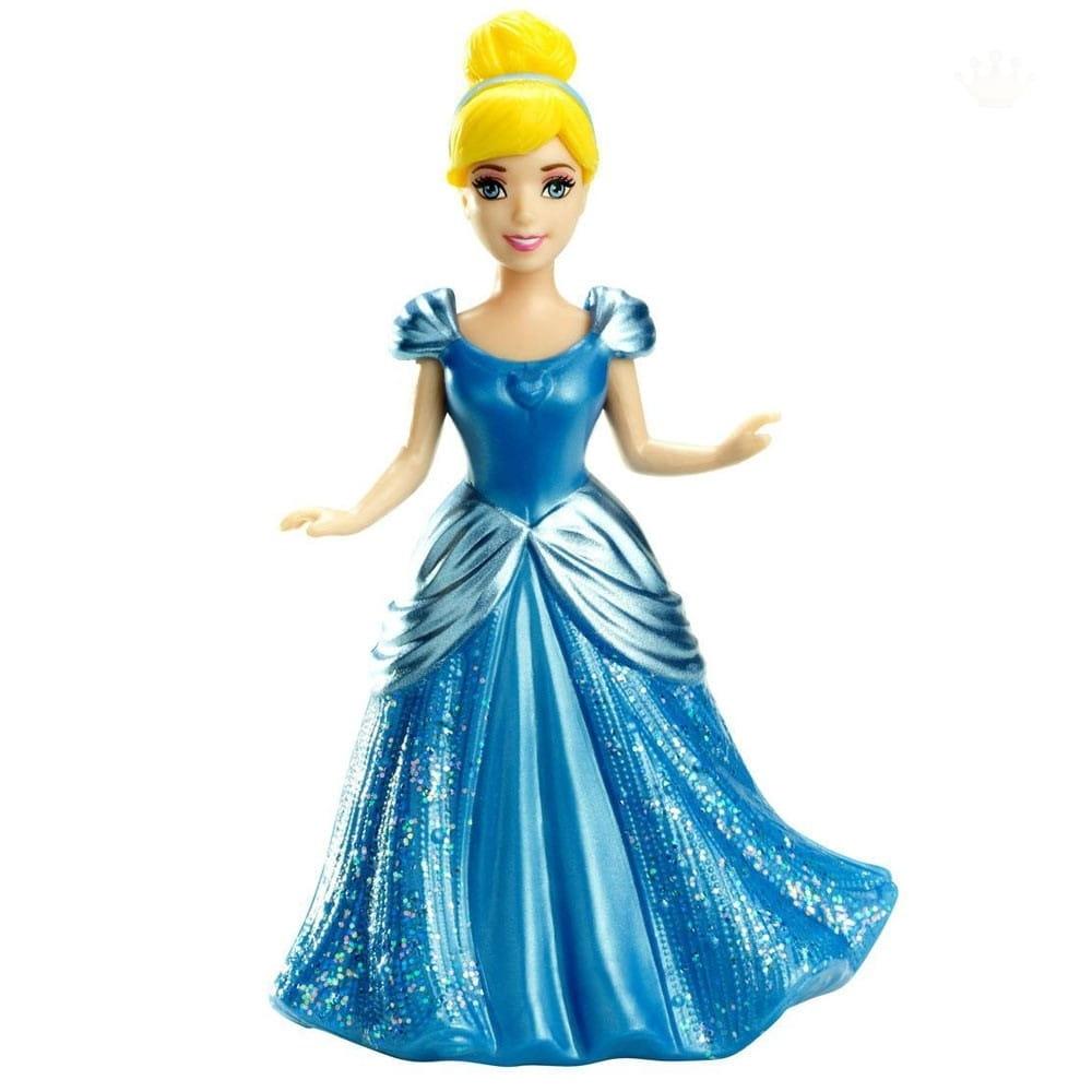 Мини-кукла Disney Princess X9412 Принцесса Диснея Золушка (Mattel)