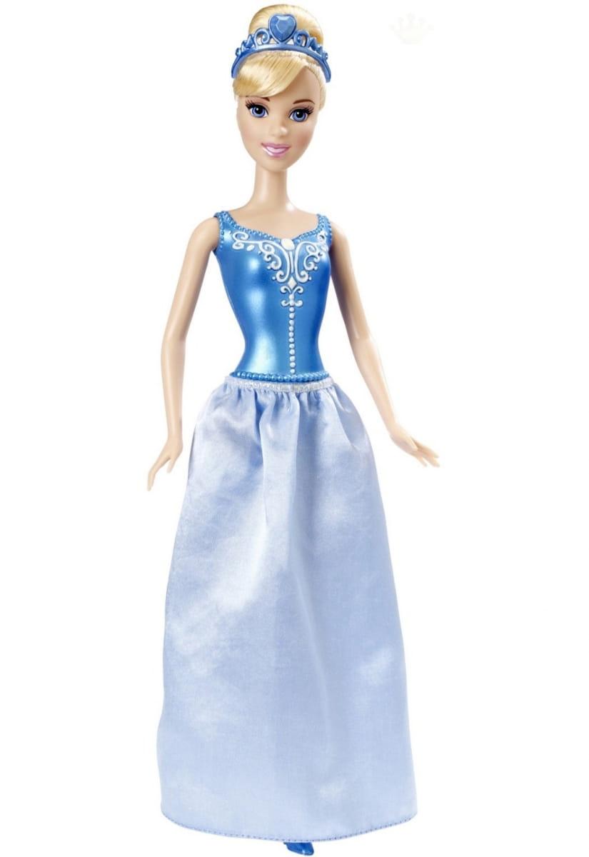Кукла Disney Princess Y5647 Принцесса Диснея Золушка - версия 2015 (Mattel)