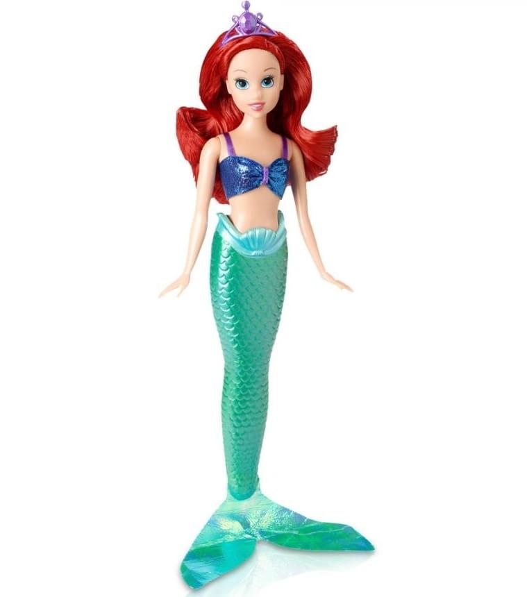 Кукла Disney Princess Y5647 Принцесса Диснея Ариэль - версия 2015 (Mattel)