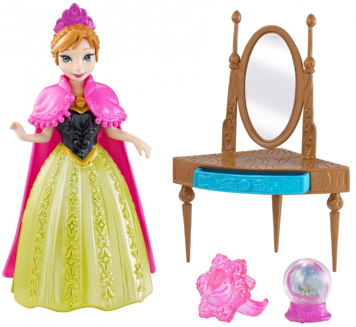 Игровой набор Disney Princess Y9972 Холодное Сердце - Анна с аксессуарами (Mattel)