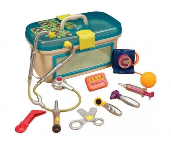 Купить Игровой набор B Dot Чемоданчик медицинский в интернет магазине игрушек и детских товаров