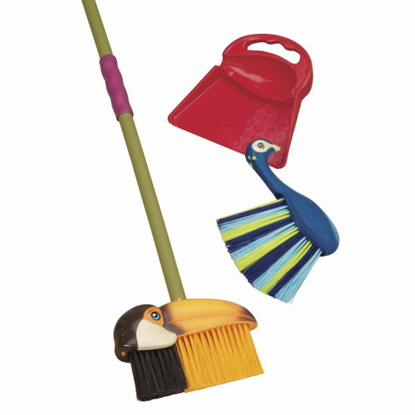 Набор игрушечных принадлежностей для уборки B Dot b68685