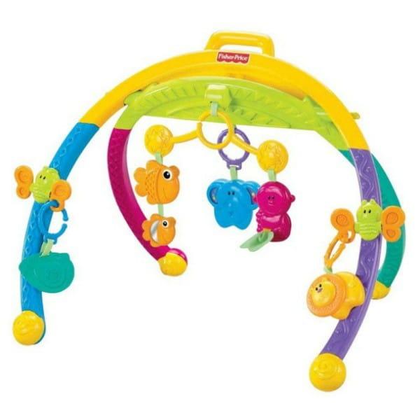 Купить Развивающий игровой комплекс Fisher Price Животные (Mattel) в интернет магазине игрушек и детских товаров