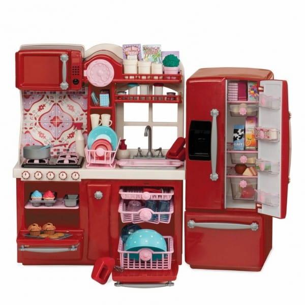 Купить Набор для куклы Our Generation Dolls Кухня - 46 см в интернет магазине игрушек и детских товаров