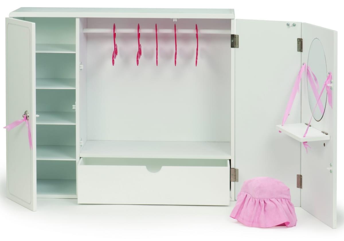 Деревянный гардероб для куклы Our Generation Dolls b11565 - 46 см