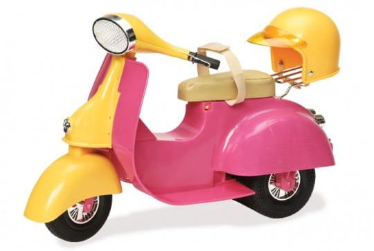 Скутер для куклы Our Generation Dolls - 46 см