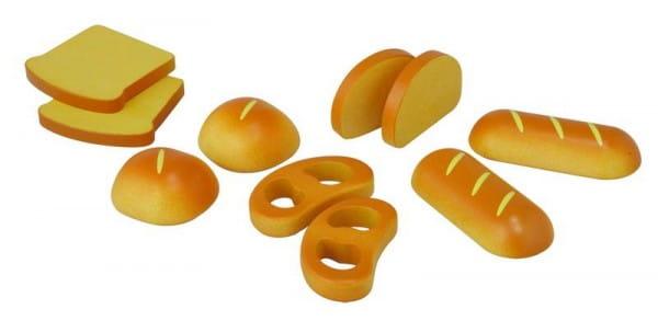 Купить Деревянный игрушечный бакалейный набор Plan Toys в интернет магазине игрушек и детских товаров