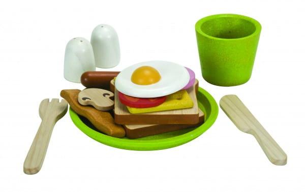 Сюжетно-ролевая игра Plan Toys k3602 Завтрак