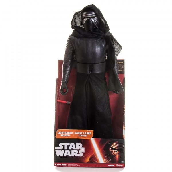 Купить Фигура Big Figures Звездные Войны Star Wars Эпизод VII Кайло Рен - 46 см в интернет магазине игрушек и детских товаров