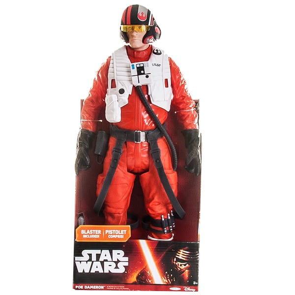 Купить Фигура Big Figures Звездные Войны Star Wars Эпизод VII По Дэмерон - 46 см в интернет магазине игрушек и детских товаров