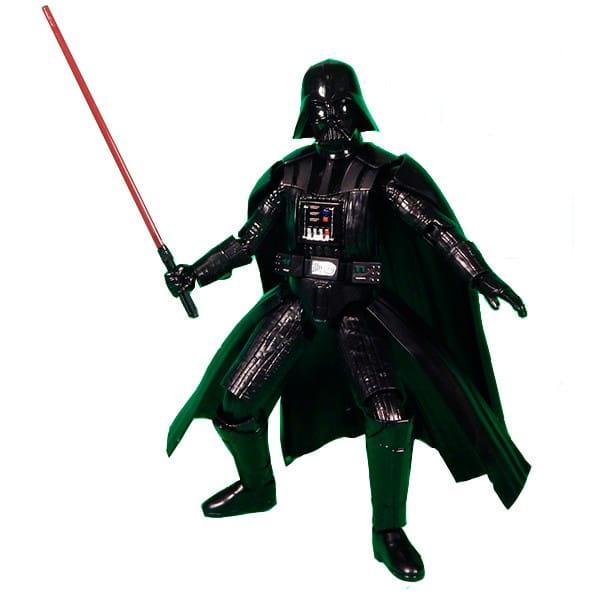 Сборная модель Bandai Star Wars Звездные войны Дарт Вейдер 1:12