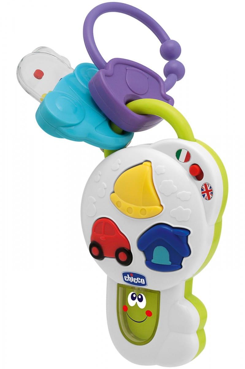 Погремушка для коляски Chicco 0995 Говорящий ключик