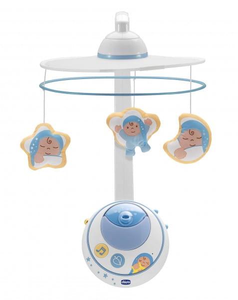 Мобиль Chicco 24292 Волшебные звезды - голубой