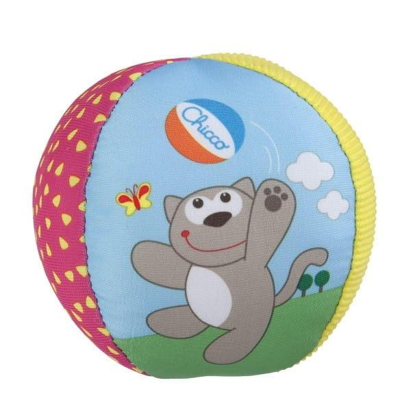 Развивающая игрушка Chicco Мягкий мячик