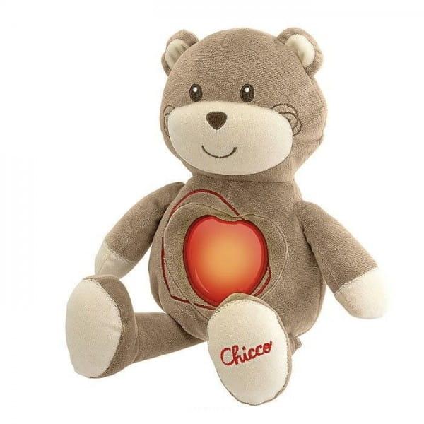Купить Развивающая игрушка Chicco Мишка музыкальный Sweetheart в интернет магазине игрушек и детских товаров