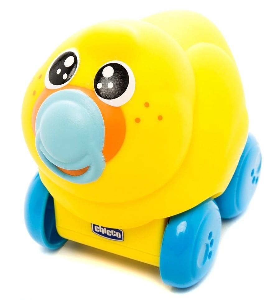 Музыкальная игрушка Chicco 6995-3 Утенок Go Go Music