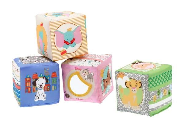 Развивающие кубики Chicco Disney