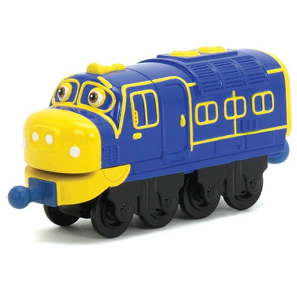 Паровозик Chuggington LC54003 Die-Cast Брюстер