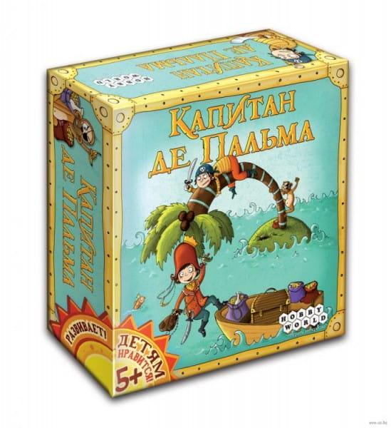 Настольная игра Hobby World Капитан де Пальма
