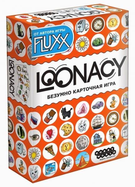 Настольная игра Hobby World 1339 Loonacy