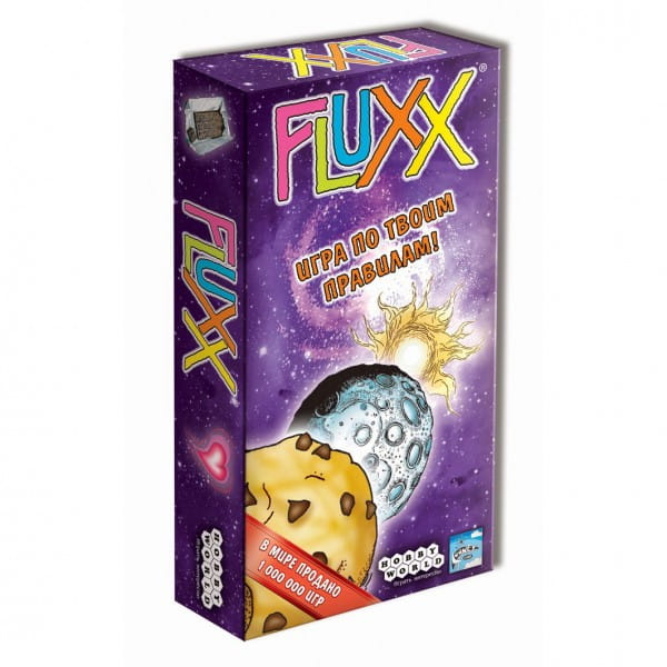 Настольная игра Hobby World Fluxx