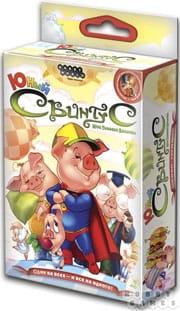 Купить Настольная игра Hobby World Юный Свинтус в интернет магазине игрушек и детских товаров