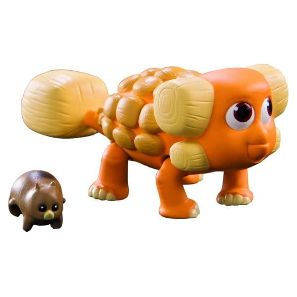 Купить Подвижная фигурка Good Dinosaur Юный анкилозавр в интернет магазине игрушек и детских товаров