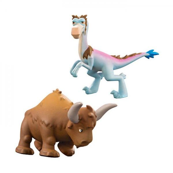 Игровой набор Good Dinosaur Кеттл и Раптор