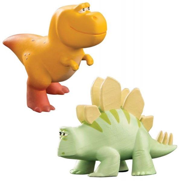 Игровой набор Good Dinosaur 2 фигурки