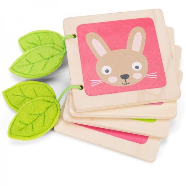 Книжка для малышей Le Toy Van Лесные создания