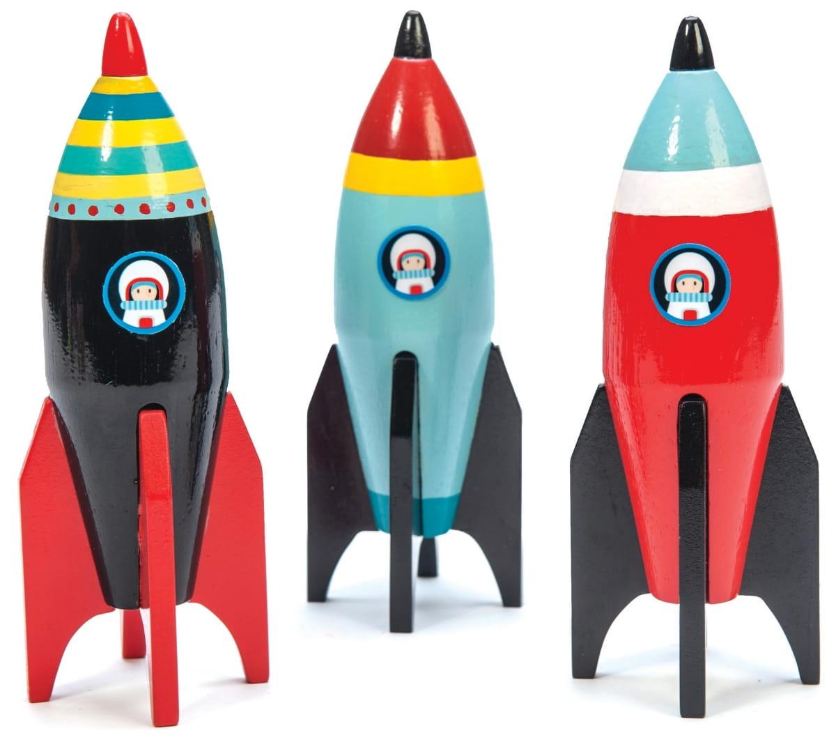 Игрушка Le Toy Van TV803 Космическая ракета