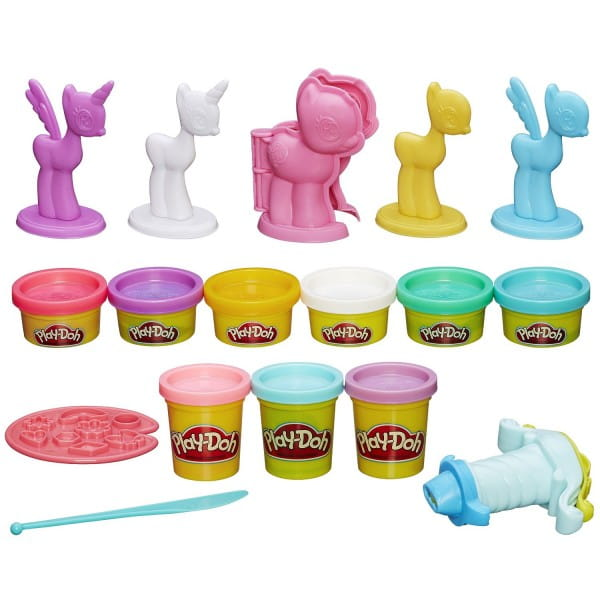 Набор для творчества Play-Doh Создай любимую Пони (Hasbro)