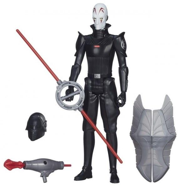 Фигурка с аксессуарами Star Wars Титаны - герои Звездных Войн (Hasbro)