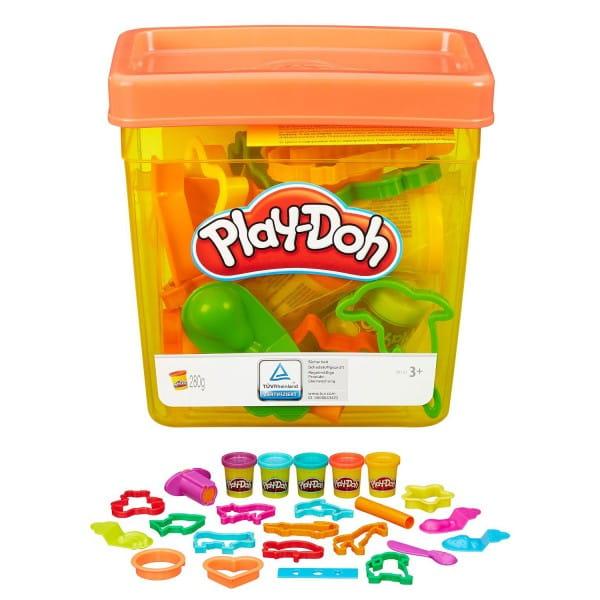 Набор для творчества Play-Doh Контейнер с инструментами (Hasbro)