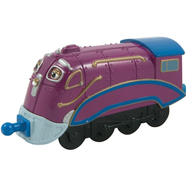 Паровозик Chuggington LC54027 Die-Cast Мак Аллизер