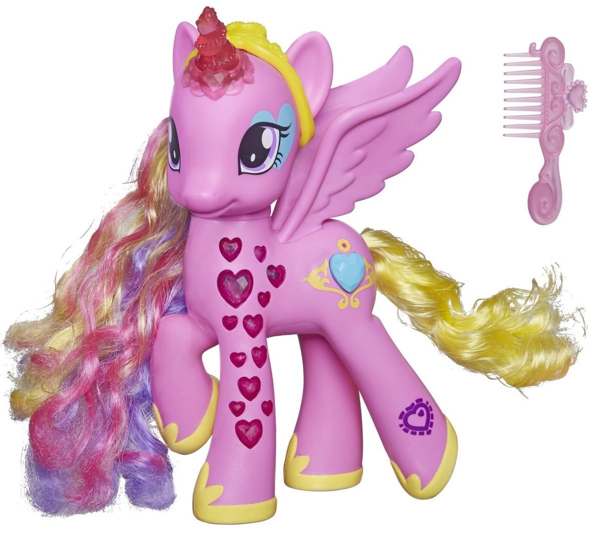 Интерактивная игрушка My Little Pony Пони модница Каденс (Hasbro)