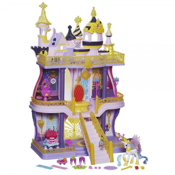 Игровой набор My Little Pony Замок Кантерлот (Hasbro)