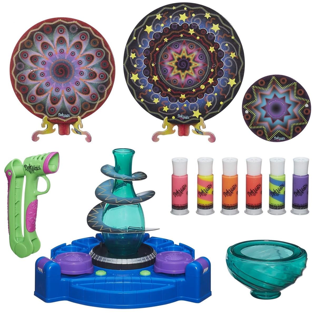Набор для творчества Dohvinci Студия дизайна с подсветкой (Hasbro)